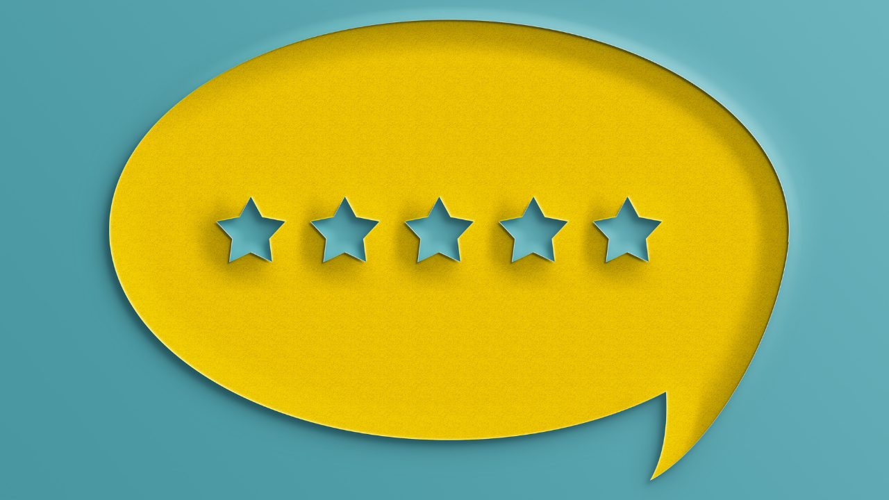 Turn a negative review into a deaf-friendly one