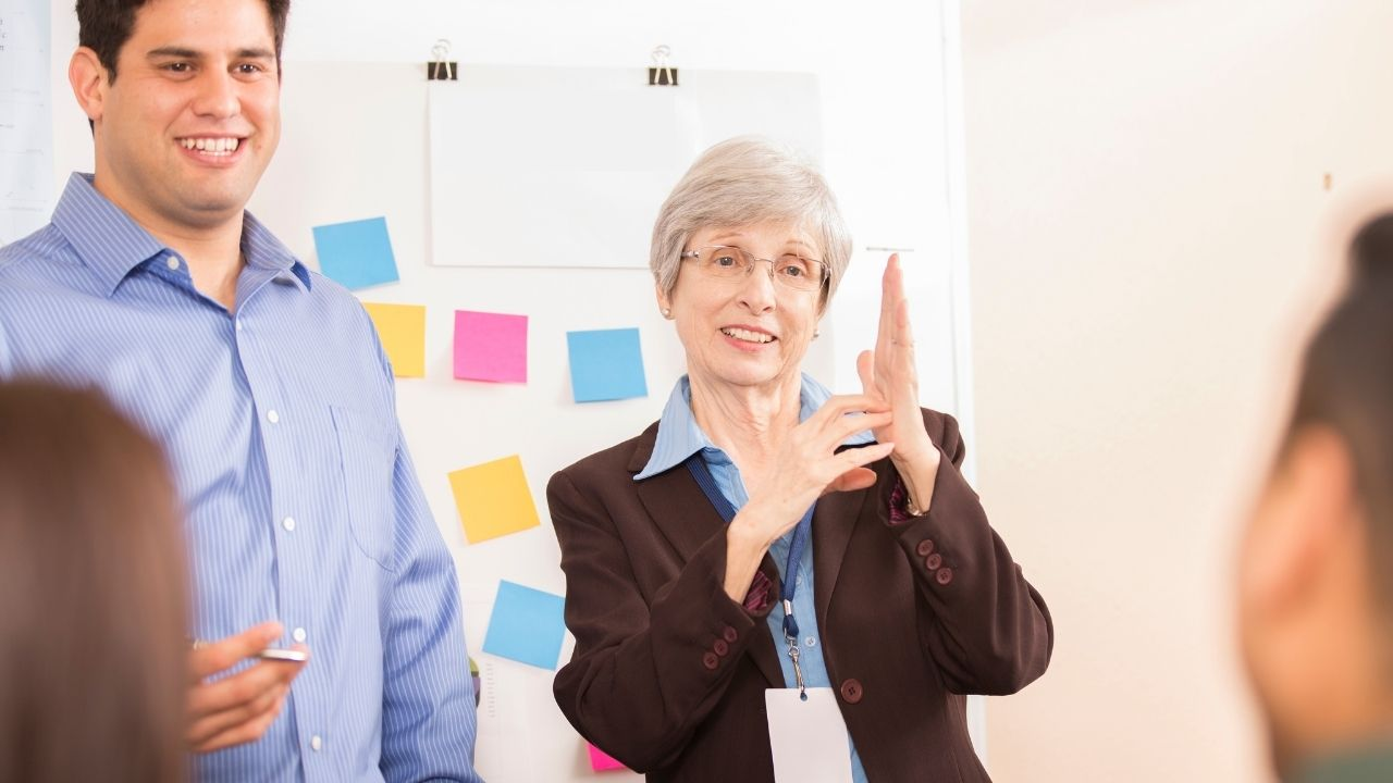 """Introducing """"Deaf-Friendly Tools: How to Hire and Effectively Work with a Sign Language Interpreter"""""""